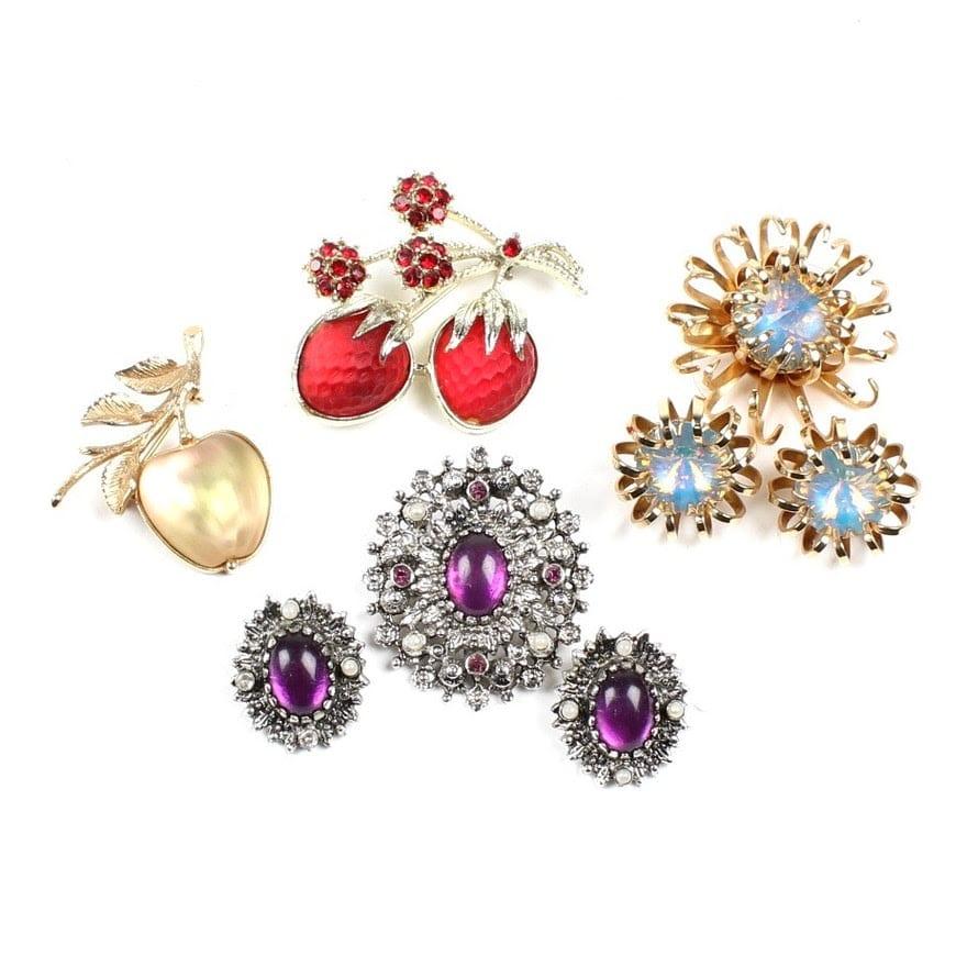 Sarah Coventry Jewellery