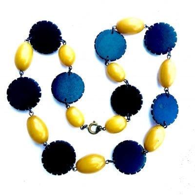Art Deco Bakelite Necklace