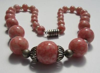 Louis Rousselet Pink Necklace