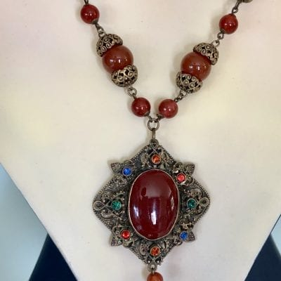 Neiger Art Deco Necklace