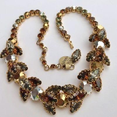 1950s Schreiner Necklace
