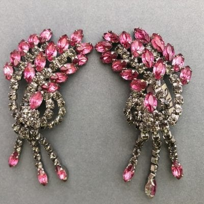 1950s Ear Cuff Earrings