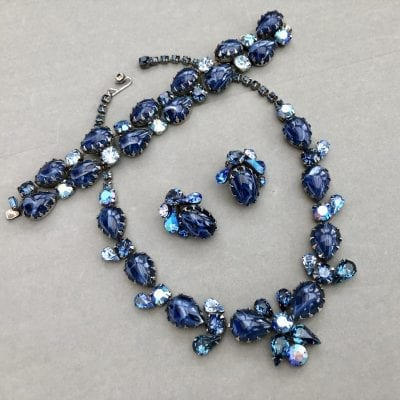 Regency 1950s Necklace Set
