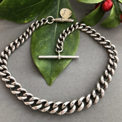 Single Albert Watch Chain