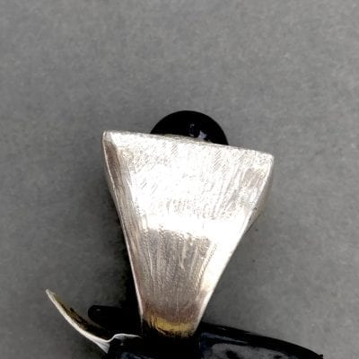 1960s St Ives Silver Ring