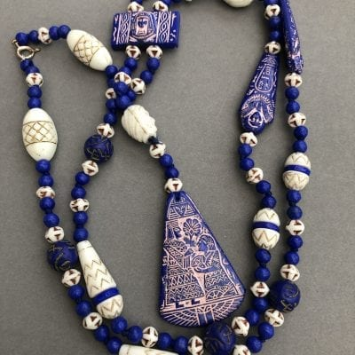 Neiger Egyptian Revival Necklace