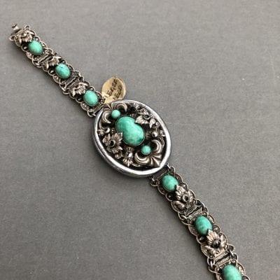 Neiger 1930s Czech Bracelet